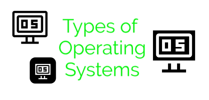 types of os