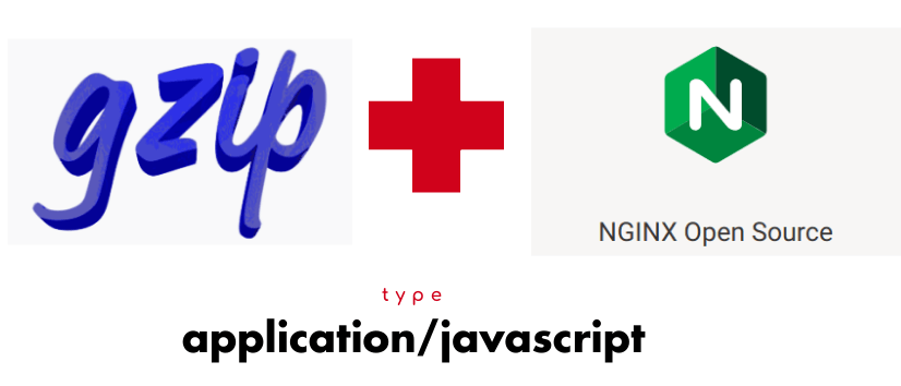"""Nginx with gzip compression for """"application/javascript"""" content type"""