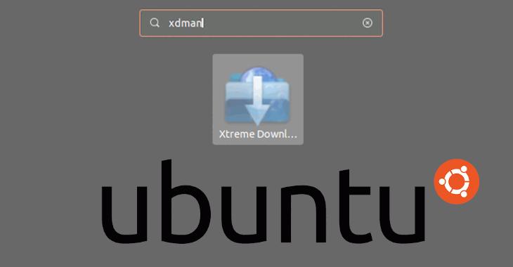 install Xdman on Ubuntu 19.04